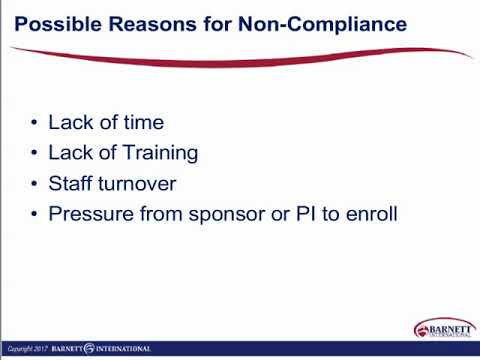 Current FDA and EMA Inspection Findings: Lessons Learned Trailer
