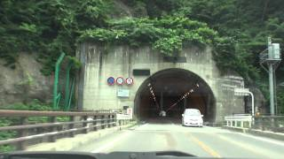 【Drive】国道46号線・秋田⇒盛岡1(2010.8.9)