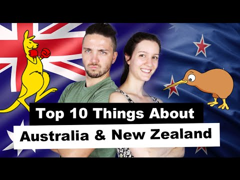 Top 10 Things About Australia & New Zealand - Traveller Guide
