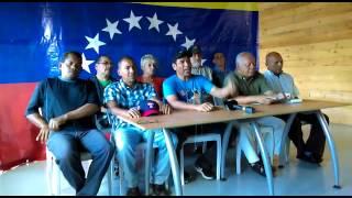 """Carlos Colina, sindicato trabajadores: """"asumimos una lucha para todos nosotros"""" #HuelgaYParoPorVzla"""