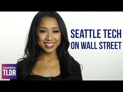 📈A Big Day for Seattle Tech on Wall Street: Amazon, DocuSign, Smartsheet | GeekWire TLDR | 4/27/2018