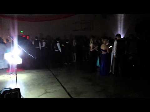 Tillamook High School Junior/Senior Prom (2015)