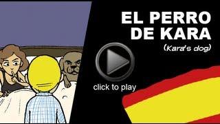 Translation English to Spanish ~ S2e6 - Perro