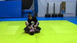 Wrestjitsu 101 (martinaedma.bjj.ee) Gi Combination Attack from Mount(X-Choke and Armbar).avi