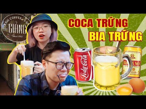 Vlog Mi Sơn - Coca Trứng, Bia Trứng : Có Lẽ Chỉ Việt Nam Mới Có ??