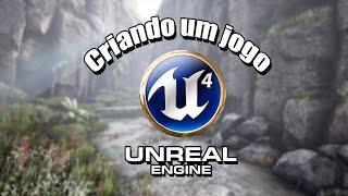 Unreal Engine 4: Criando um jogo #1 - Esculpindo Terreno