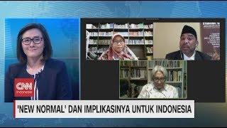 'new Normal' Dan Implikasinya Untuk Indonesia