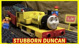 Thomas And Friends Accidents Will Happen Toy Trains Thomas The Tank Engine Full Episode Duncan