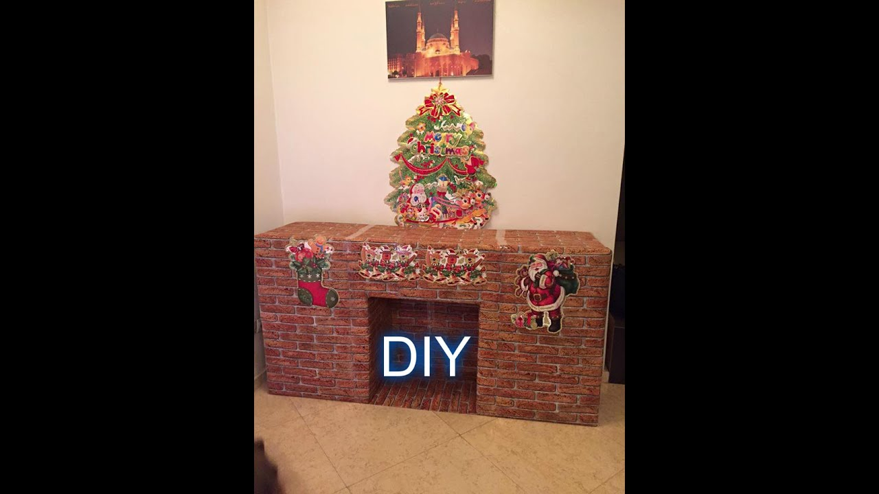 DIY Christmas Decorations / Semineu pentru Craciun
