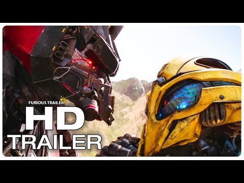 BUMBLEBEE Trailer #3 (NEW 2018) John Cena Transformers Movie HD