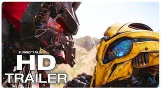 BUMBLEBEE Trailer #3 (NEW 2018) John Cena Transformers Movie HD