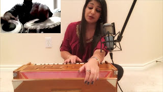 Mohe Rang Do Laal   Fitoori   Bajirao Mastani   ft. Dixi Patel and Kirtan Amin
