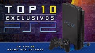 TOP 10 | Los mejores juegos EXCLUSIVOS de la PS2 | Elegidos por la comunidad