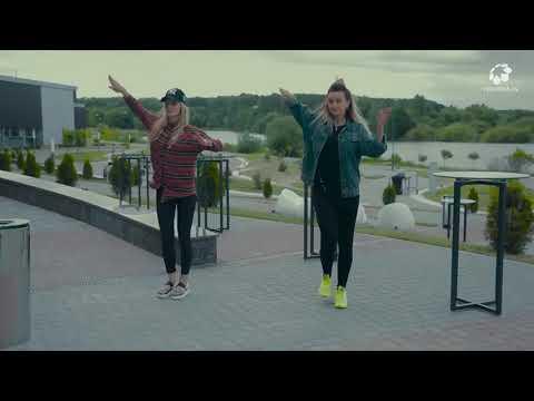 Лёгкий танец(нарезка) - Видео с YouTube на компьютер, мобильный, android, ios