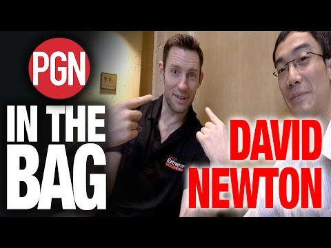 LOK IN THE BAG: DAVID NEWTON