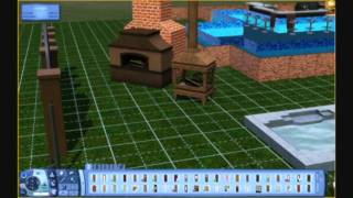 The Sims 3: Outdoor Living - Item Showcase