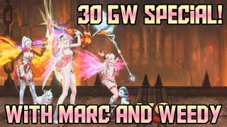 30 Guild Wars Special! Weedy & Marc | LIVE Lena GW | HIT