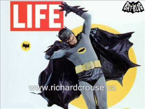 Richard Crouse interviews Adam West Part Two
