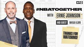 #NBATogether with Ernie Johnson & Masai Ujiri | Episode 3