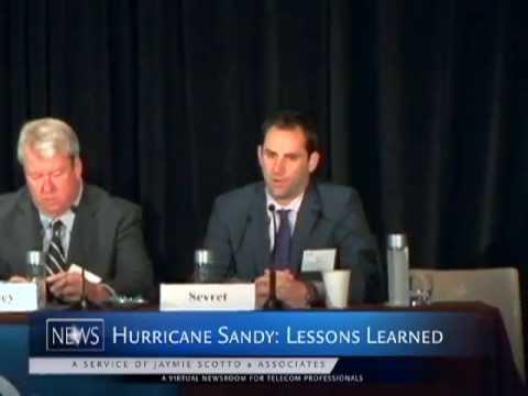 IMN Panel - Hurricane Sandy: Lessons Learned