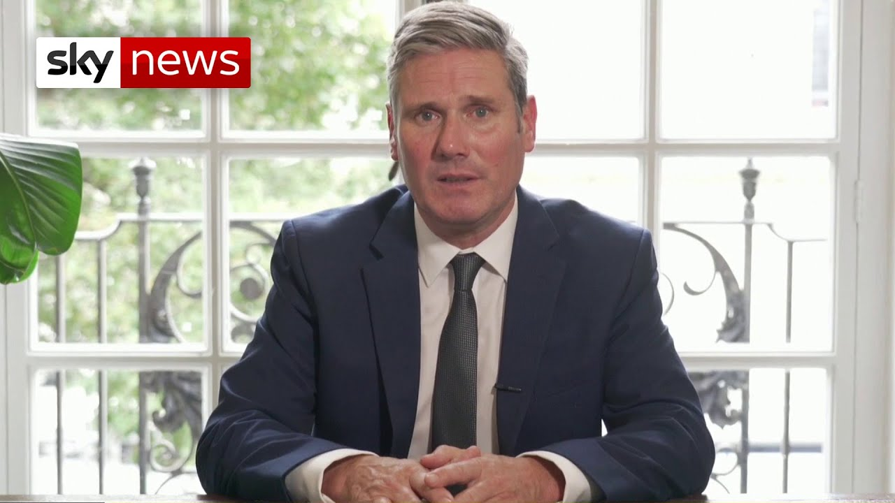 Coronavirus: Sir Keir Starmer blames UK government 'failure' for new COVID-19 measures