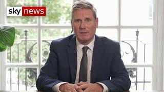 Coronavirus: Sir Keir Starmer blames UK government 'failure' for new COVID-19 measures