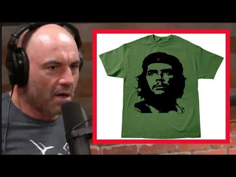 "Joe Rogan on Che Guevara T-Shirts ""He's a Mass Murderer"""