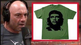 """Joe Rogan on Che Guevara T-Shirts """"He's a Mass Murderer"""""""