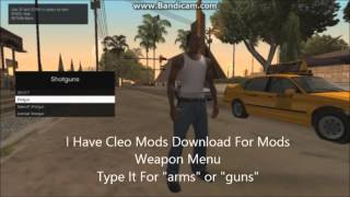 GTA San Andreas Colt45 Edit Anim IFP, Riley Anderson And Desert Eeagle One Handed Anim Mod