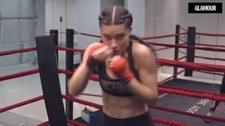 4 боксерских упражнения от «ангелов» Victoria's Secret