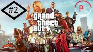GTA 5 [PS4] Gameplay #2 Fabua