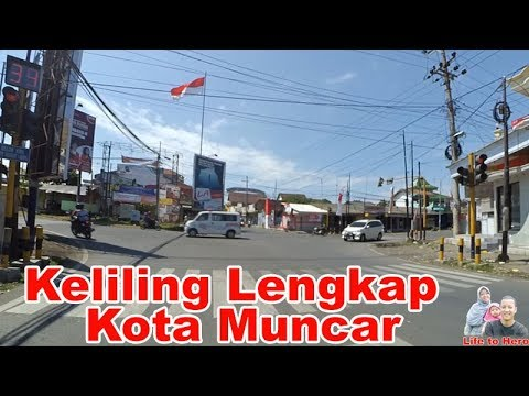 Mega Motovlog Keliling Kota Muncar Kabupaten Banyuwangi