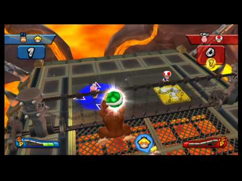 Mario Sports Mix - Volleyball - Star Cup Hard Mode