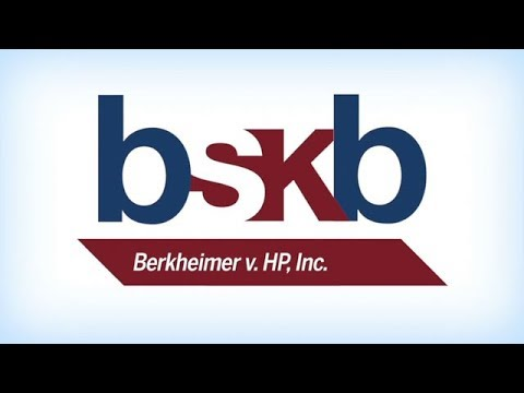 Hailey Bureau: Berkheimer V. HP, Inc.