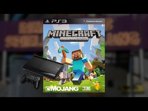 Lets Play : Minecraft Multiplayer [Playstation 3]