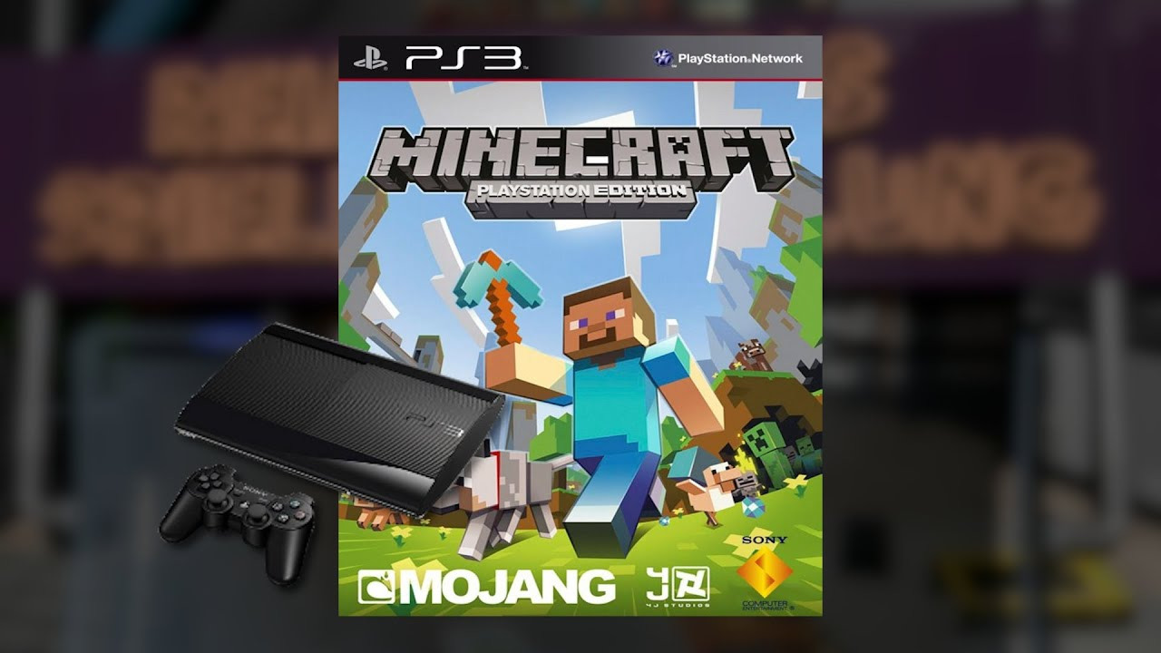 How to play minecraft on multiplayer ps3? | Yahoo Answers