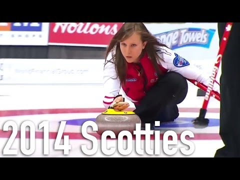 Homan (CAN) vs. Sweeting (AB) - 2014 Scotties Tournament of Hearts Final