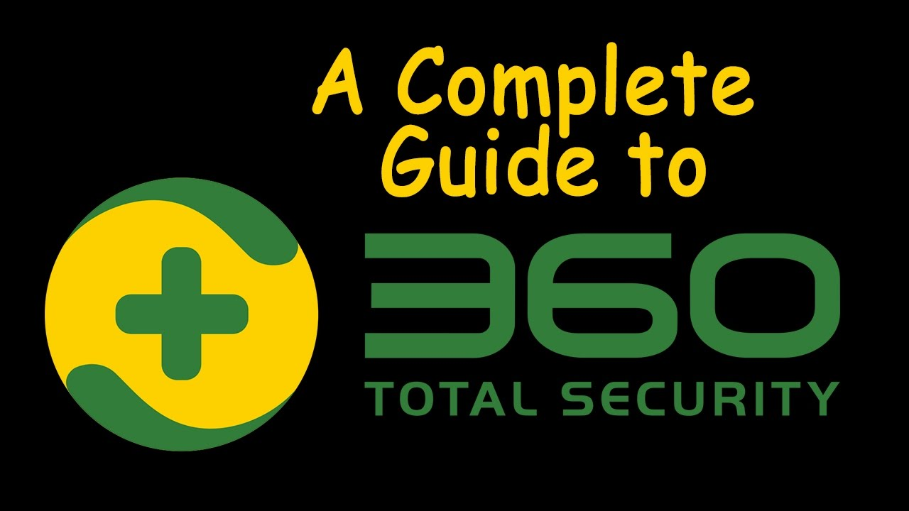 360 Total Security Review and Setup - All In One PC Solution