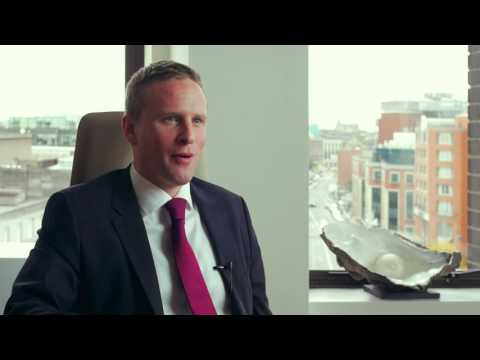 Daniel Gaffney - Finance Transformation Director