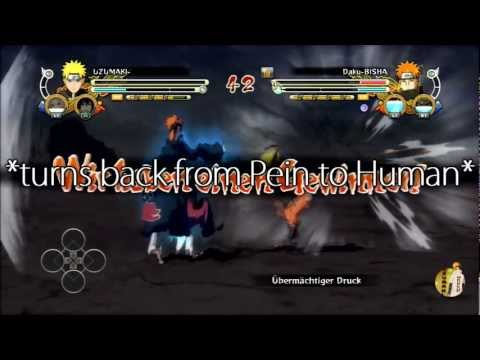 I've met the Real Pain! ( Ranked / HD ) | Naruto Shippuuden Ultimate Ninja Storm 3 |