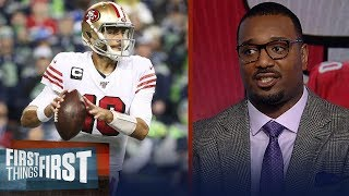 49ers are more battle tested team for playoff game vs Vikings — Canty | NFL | FIRST THINGS FIRST