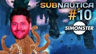 Unterwasserabenteuer bei Subnautica mit Simon #10 | Simonster