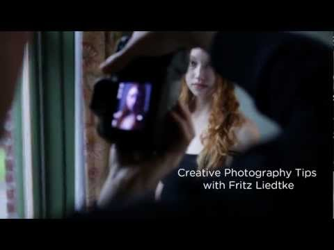 Lensbaby Tilt Focus Portrait Photography: Behind the Scenes with Fritz Liedtke