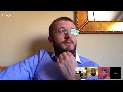 Вечерний Крипто Hangouts 10 от 23 октября 2017 в гостях MicroMoney  Как выбрать лучшее ICO