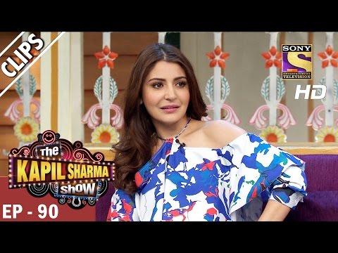 Anushka Sharma's fun time with the audience -The Kapil Sharma Show - 18th Mar 2017