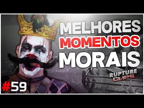 #59 MORAIS: TWITCH MELHORES MOMENTOS