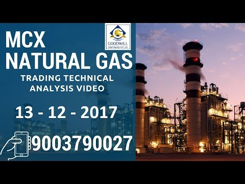 MCX NATURAL GAS TRADING TECHNICAL ANALYSIS DEC 13 2017 IN TAMIL
