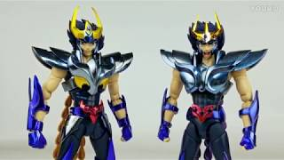 [Review] Phoenix Ikki TV Saint Seiya Cloth EX final VER.3 V3 Metal Armor GREAT TOYS GT