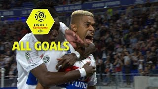 All Mariano Diaz Goals | season 2017-18 | Ligue 1 Conforama