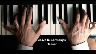 "Giovanni Mirabassi ""Live In Germany"" Teaser"